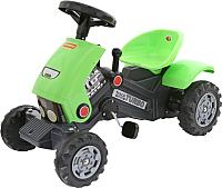 Каталка детская Полесье Трактор с педалями Turbo-2 / 52735 -