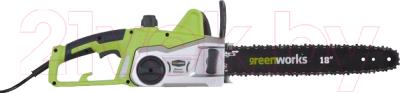 Электропила цепная Greenworks GCS2046 (20037)