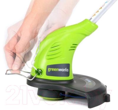 Триммер электрический Greenworks GST5033 (21217)