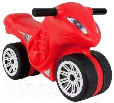 Каталка детская Полесье Мотоцикл Фантом / 46499