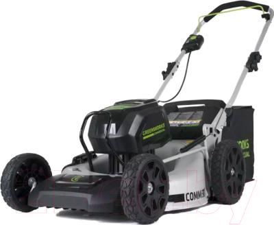 Газонокосилка электрическая Greenworks GM-210 (2502007)