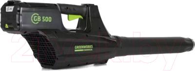 Воздуходувка Greenworks GB-500 (2401107)