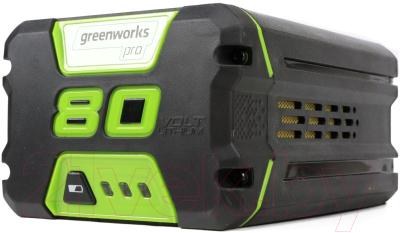 Аккумулятор для электроинструмента Greenworks G80B4 (2901307)