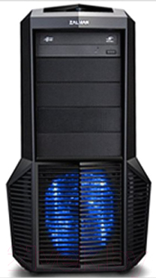 Корпус для компьютера Zalman Z11 Plus (черный)