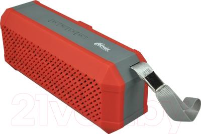 Портативная колонка Ritmix SP-260B (красный)