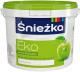 Краска Sniezka Eko (15л, белоснежный) -