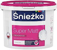 Краска Sniezka Super Matt (10л, белоснежный) -