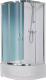Душевой уголок Sanplast Kpl-KP4/TX5b-80/165-S sbGY -