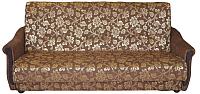 Диван Промтрейдинг Уют 140 (гобелен коричневый) -
