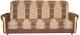 Диван Промтрейдинг Уют 120 с пружинным блоком (шинил) -