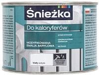 Эмаль Sniezka Для радиаторов (400мл, белый) -