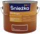 Эмаль Sniezka Podloga (2.5л, промежуточный орех) -