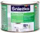 Эмаль Sniezka Supermal масляно-фталевая (200мл, белый глянец) -