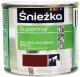 Эмаль Sniezka Supermal масляно-фталевая (400мл, вишневый) -