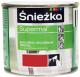 Эмаль Sniezka Supermal масляно-фталевая (400мл, красный) -
