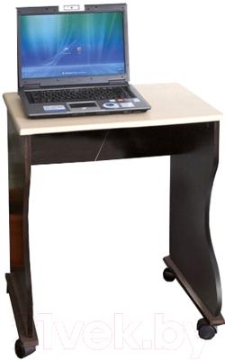 Письменный стол Олмеко Костер-1 (венге/клен азия)