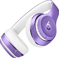 Наушники-гарнитура Beats Solo3 Wireless On-Ear Headphones / MP132ZM/A (ультра фиолетовый) -