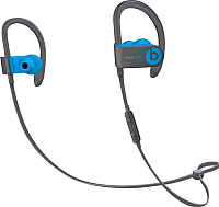 Наушники-гарнитура Beats Powerbeats3 Wireless Earphones / MNLX2ZM/A (синий) -