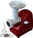Мясорубка электрическая БЕЛВАР КЭМ-П2У-302-07 (красный) -