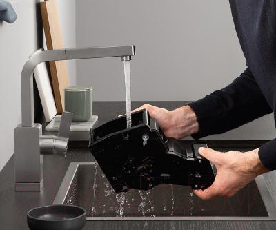 Кофемашина Miele CM 6350 GRGR (графитовый серый)