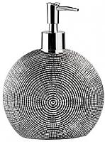 Дозатор жидкого мыла Wasserkraft Eider K-33399 -