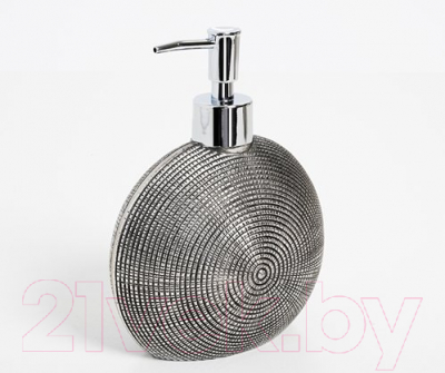 Дозатор жидкого мыла Wasserkraft Eider K-33399
