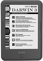 Электронная книга Onyx Boox Darwin 3 (серый) -