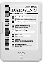 Электронная книга Onyx Boox Darwin 3 (белый) -