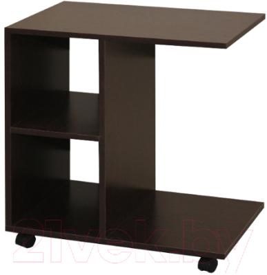Приставной столик Мебель-Класс Турин (венге)
