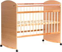 Детская кроватка Bambini Elegance М 01.10.06 (натуральный) -