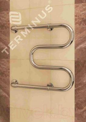 Полотенцесушитель водяной Terminus 26.9 ПС М-образный 500x400
