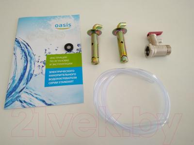 Накопительный водонагреватель Oasis 15 GN