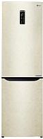 Холодильник с морозильником LG GA-E429SERZ -