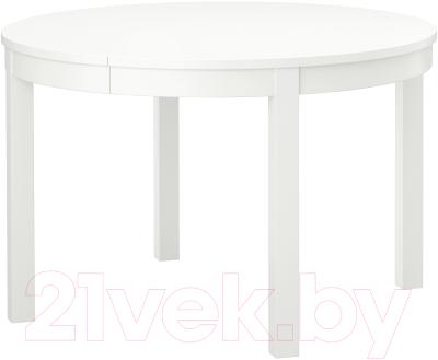 Обеденный стол Ikea Бьюрста 303.854.16