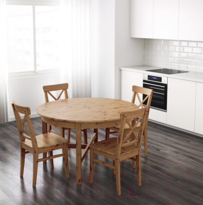 Обеденный стол Ikea Лексвик 503.842.51
