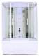 Душевая кабина Triton Альфа 150 (с вертикальными полосками) -