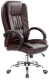 Кресло офисное Halmar Relax (темно-коричневый) -