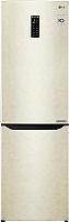 Холодильник с морозильником LG GA-M429SERZ -