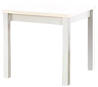 Обеденный стол Halmar Gracjan (белый) -