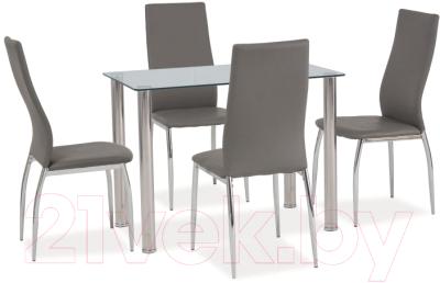 Обеденный стол Signal Ted 100x60
