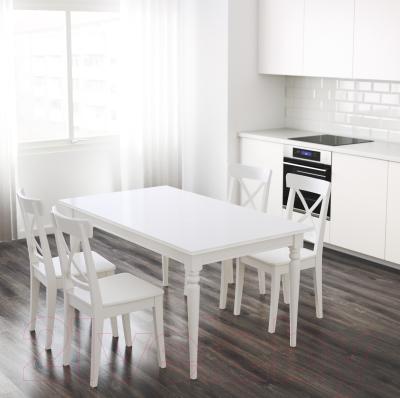 Обеденный стол Ikea Ингаторп 803.615.78