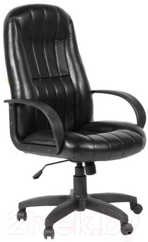 Купить Кресло офисное Chairman, 685 (экокожа, черный), Россия