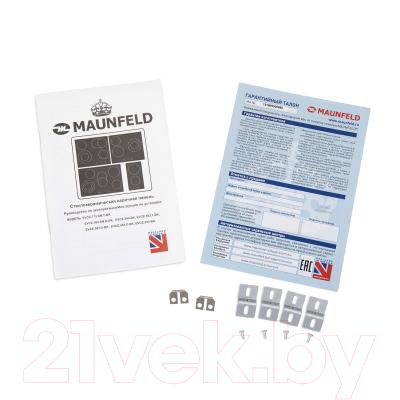 Электрическая варочная панель Maunfeld EVCE.594.SM.D-BK