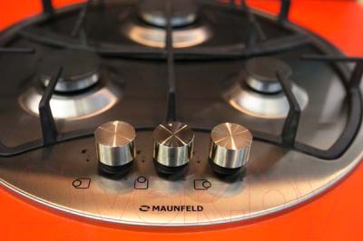 Газовая варочная панель Maunfeld MGHS.53.71S