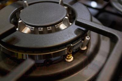 Газовая варочная панель Maunfeld MGHG.75.13B