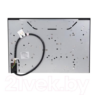 Электрическая варочная панель Maunfeld MVCE59.3HL.1DZ.R-BK