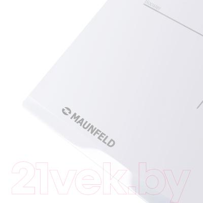 Индукционная варочная панель Maunfeld MVI45.3HZ.3BT-WH