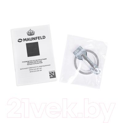 Индукционная варочная панель Maunfeld MVI45.3HZ.3BT-BK