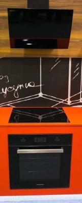 Электрический духовой шкаф Maunfeld MEOH.6711B