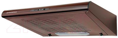 Вытяжка плоская Maunfeld MPC 50 (коричневый)